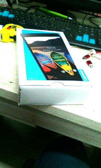 联想Tab2/3 730M 7英寸 平板电脑 安卓4G通话手机平板 轻薄娱乐pad 【2G/16G 移动/联通4G版 】白色 官方标配(送皮套贴膜等多重好礼) 晒单图