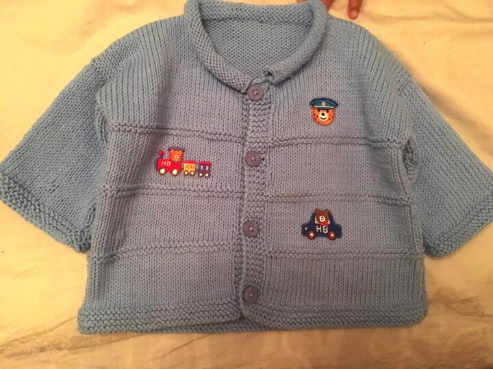 妈妈最想编织的儿童毛衣 晒单图