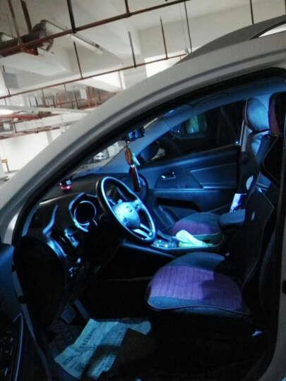 佳卡诺汽车阅读灯车内灯起亚K2 K3S K5智跑K3狮跑福瑞迪K4改装专用LED车灯装饰灯 K5专车专用带全景天窗9件套 冰蓝 晒单图