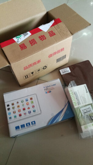 Uniscom 通话平板电脑10.1英寸KX20八核安卓 【博雅黑】64G 送原装皮套+12重豪礼+三年换新 全网通4G版 晒单图