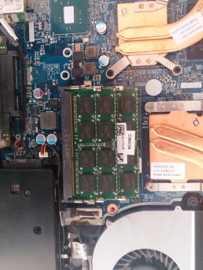Micron英睿达(Crucial)低电压 DDR3 1600 4G 笔记本内存 晒单图