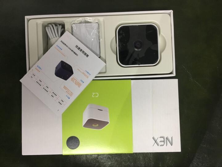 NEX EYE 监控摄像头手机远程无线WIFI网络家用高清1080P夜视家庭看护180度广角镜头 特价720度全景摄像头 晒单图