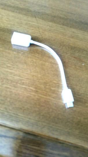 品胜 OTG数据线 手机平板电脑读卡器U盘连接线 150mm 白色 晒单图
