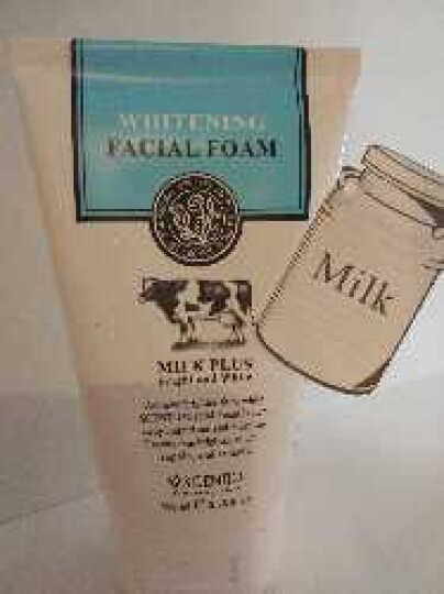 BeautyBuffet 泰国 Q10牛奶洗面奶女保湿补水氨基酸洁面乳 牛奶洗面奶 晒单图