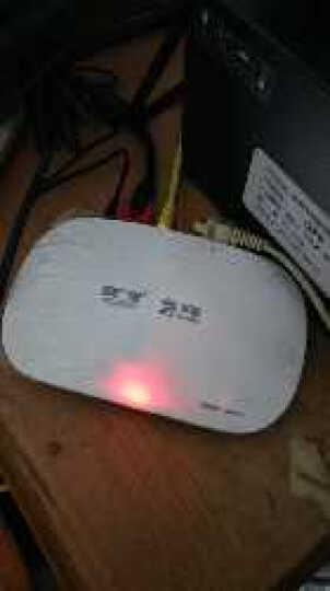 办公家用投影机 LED微型高清投影仪 3D便捷手机迷你KTV 套餐四(安卓版+吊架) 晒单图