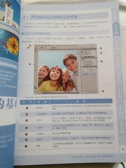 正版 Photoshop cs6 完全自学教程(中文版)ps入门教程书 ps软件教材书籍 晒单图