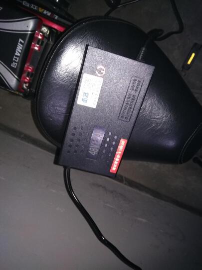 上海立马铅酸电池电动车电瓶车适用充电器36V48V12Ah48V20Ah60V72V智能 圆头:36v12ah 晒单图