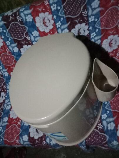 顺嘉利防滑移动马桶坐便器便携式孕妇老人塑料马桶坐便椅 防滑五代驼色房间用 晒单图