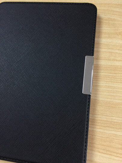 柯帅 Kindle保护套 真皮包 2018版paperwhite4/3/青春版/咪咕 电子书阅读器 磁扣款棕色 晒单图