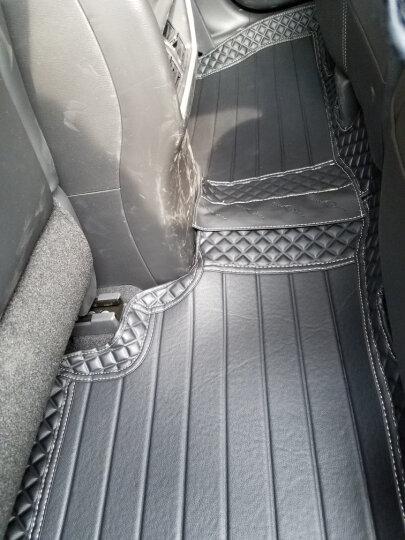 五福金牛 全包围皮革汽车脚垫 专用于18款荣威EI5 内饰改装脚垫迈畅系列 晒单图