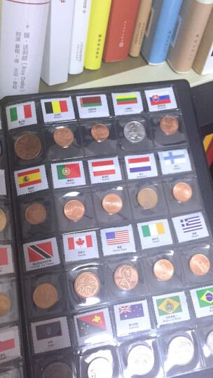 广发藏品 外国钱币 120国60国(地区)世界硬币大全套硬币册 生日礼物 创意钱币礼品 60国/地区 套 晒单图