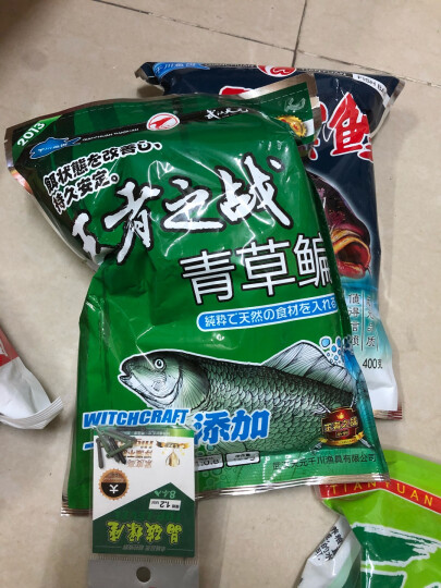 天元 武汉刚舟系列 小麦拉丝粉瓶装 粉末状态添加剂鱼饵 饵料 拉丝粉-瓶300g 晒单图