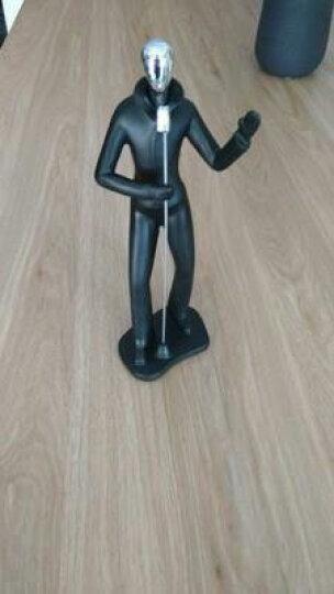 贝汉美(BHM) 创意摆件工艺品 家居客厅电视柜酒柜红酒架办公室办公桌装饰品 乒乓球手 晒单图