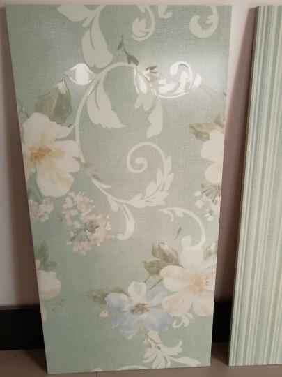 波拉波拉 卫生间瓷砖地砖 厨房阳台墙砖浴室磁砖 地砖(300X300) 晒单图