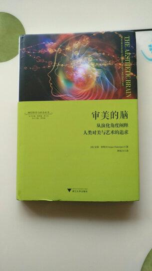 审美的脑:从演化角度阐释人类对美与艺术的追求/神经科学与社会丛书 晒单图