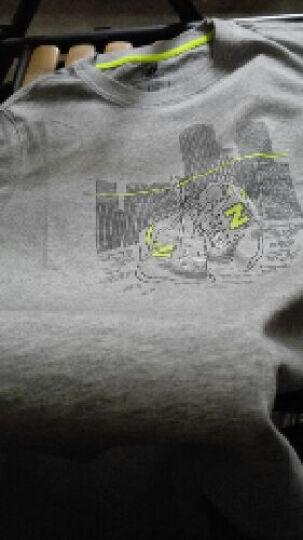 New Balance NB男装短袖T恤上衣AMT71506AG AMT71506AG XL 晒单图
