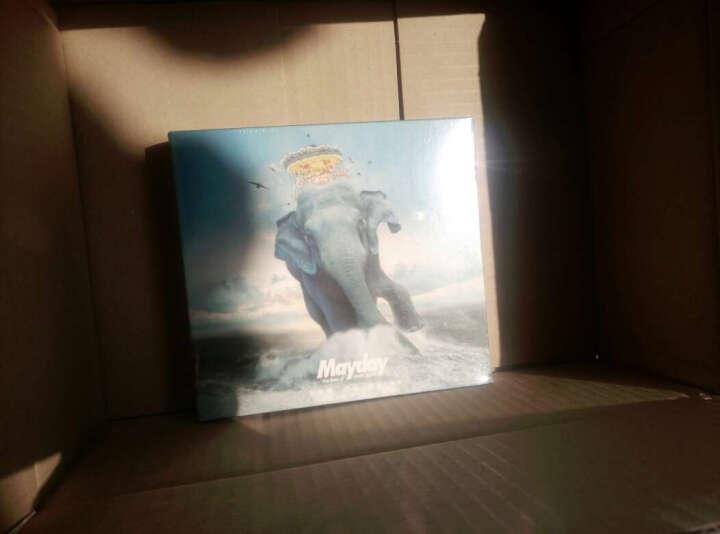 五月天: 步步自选作品辑(巨象登陆版 2CD) 晒单图