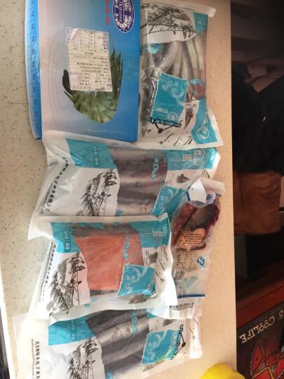 深态 章鱼足福建冷冻 八爪鱼足火锅食材海鲜年货 400-600g 1只 袋装 晒单图