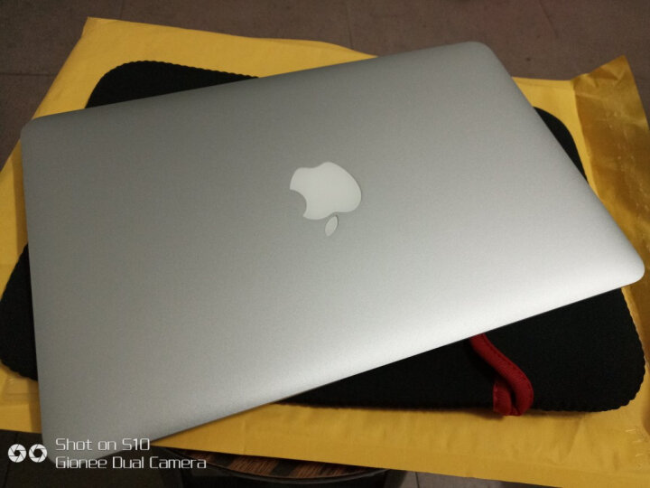 【二手9成新】苹果Apple MacBook Air二手苹果笔记本电脑 224 i5 1.7 4G128G11.6英寸 晒单图