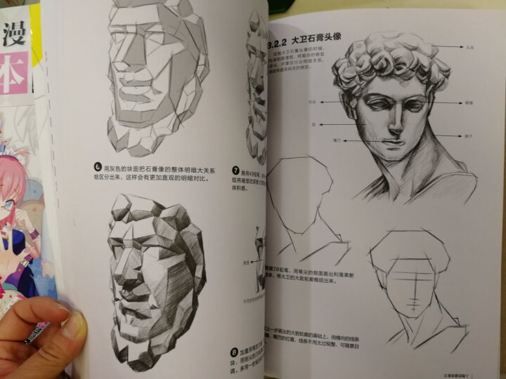 铅笔素描从入门到精通·人物篇 晒单图