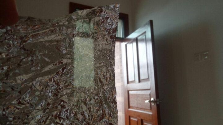 加加林 户外急救毯/救生毯/保温毯/防晒毯 2个装 颜色随机 晒单图