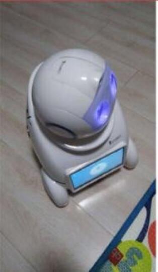 爱乐优(UNISROBO) 爱乐优 智能机器人小优早教学习机故事机远程监控u03s升级版 白色 晒单图