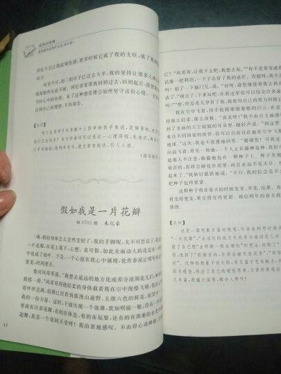 成熟的稚嫩:清华附中优秀作文选(初中卷) 晒单图