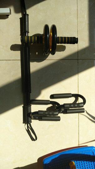 飞尔顿(FEIERDUN)臂力器/健腹轮/腹肌轮/俯卧撑支架家用男士健身套装运动健身器材 FED-8788健身三件套40kg组合 晒单图