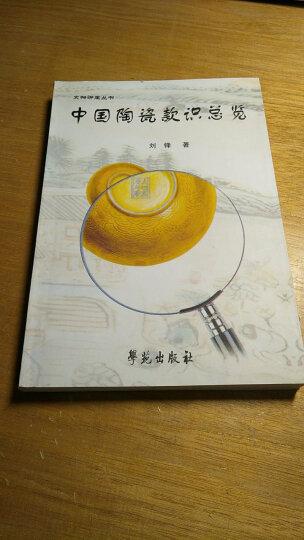 中国古代陶瓷研究辑丛:古代外销瓷器研究 晒单图