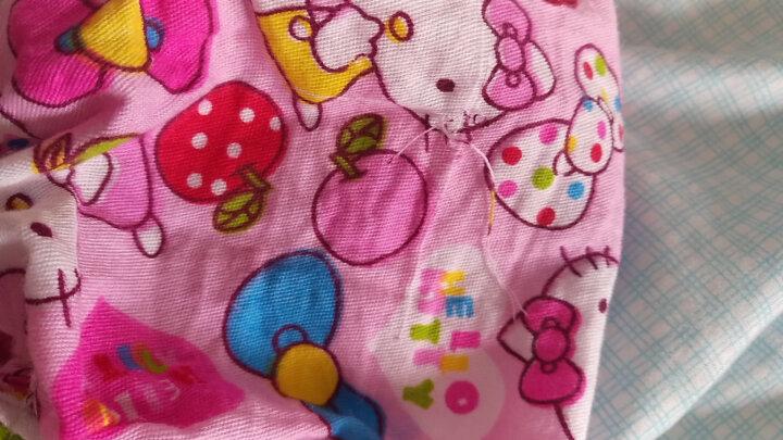 嘉乐宝杰斯卡 韩版婴儿棉包头巾帽 宝宝海盗帽 儿童帽子婴幼儿造型帽 女宝宝随机 均码3个月-2岁 晒单图