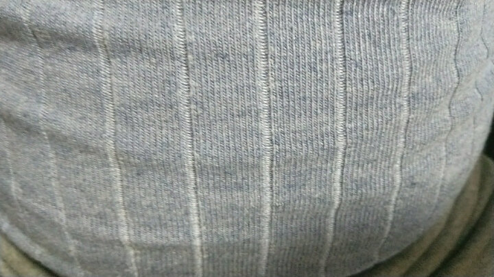 曼迪卡威护腰带收腹带保暖护肚子护胃暖宫 浅灰色 晒单图