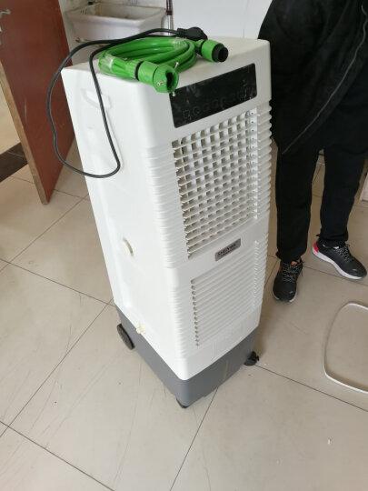 申井大容量家用办公室空气加湿器 室内落地无雾工业湿膜加湿机 MH2000 晒单图