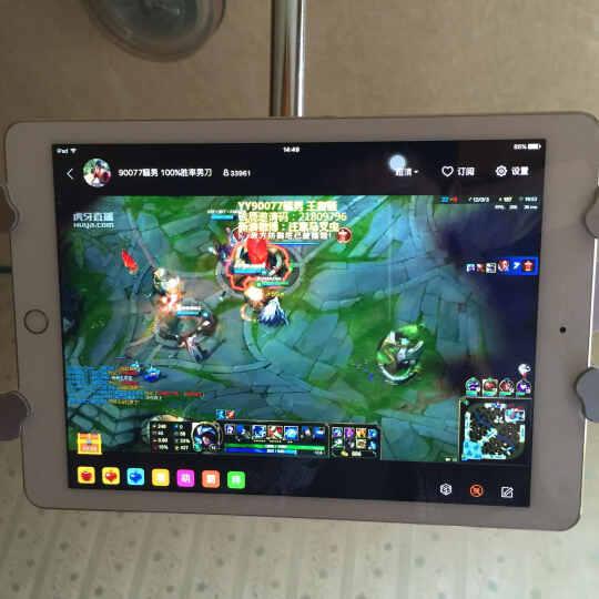 伟龙 懒人平板 手机支架通用三星苹果ipad电脑床头床上夹子底座 创意礼物送朋友 多功能平板电脑支架 晒单图