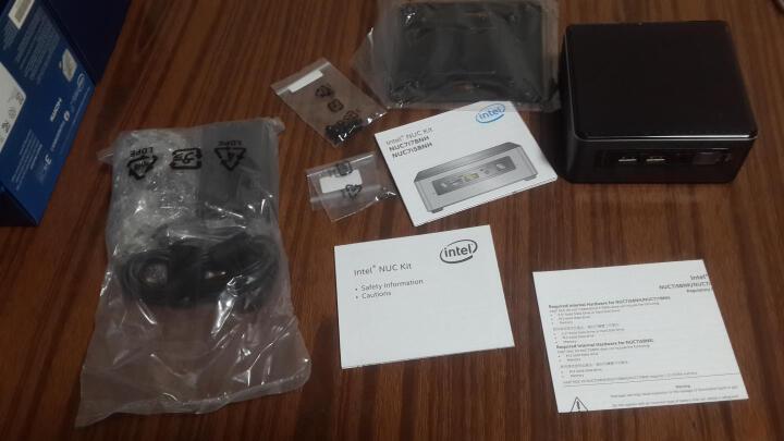 英特尔(Intel) NUC7i7BNH i7-7567U迷你电脑主机 NUC微型计算机 准系统 不含 内存 / 硬盘 晒单图