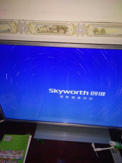 创维(Skyworth) 42X5 42英寸6核智能酷开网络平板液晶电视(银色) 晒单图