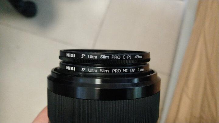耐司(NiSi)CPL 40.5mm 圆形偏光镜  增加饱和度 提高画质 玻璃材质 单反滤镜 风光摄影 晒单图