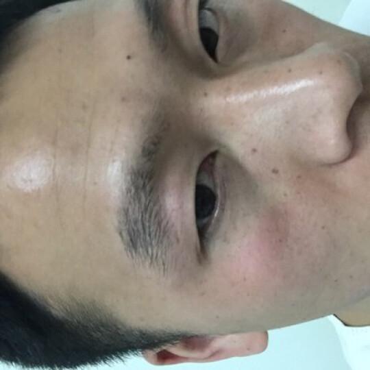 落健 胡须生长液浓密眉毛增长液胡子鬓角体毛发际线生长液增发男女 深蓝色 晒单图