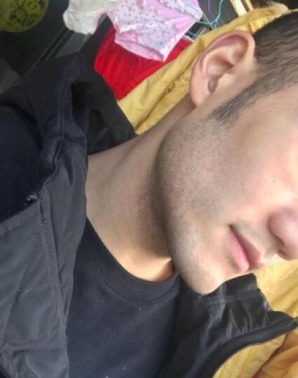 落健 胡子生长液眉毛鬓角增长浓密眉毛滋养液男鬓角毛发胡须增长液体胸毛生长液 深蓝色 晒单图