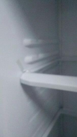 美的(Midea)190升 时尚双门冰箱 静音省电 悦动白 BCD-190CM(E) 晒单图