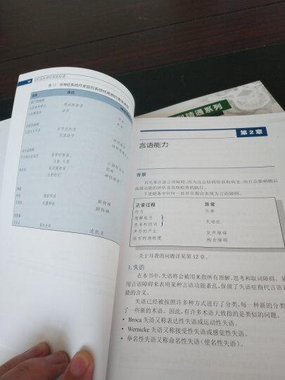 轻松临床神经系统检查(中文翻译) 晒单图