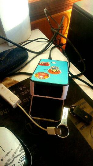 生日礼物送女友创意迷你暖空调办公室桌面小型暖风机取暖器便携式节能电暖器电热扇暖风扇礼物送爸爸妈妈 绿色 晒单图