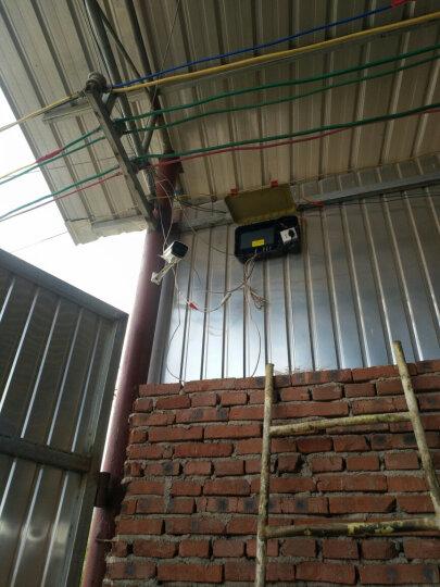 海康威视监控设备套装1-16路200万网络监控摄像头夜视防水家用增强POE网线供电 14路监控设备套装 带4TB硬盘 晒单图
