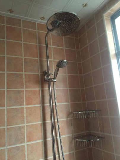 汉派恒温淋浴花洒套装全铜带下出水淋浴花洒龙头混水阀HP2102 晒单图