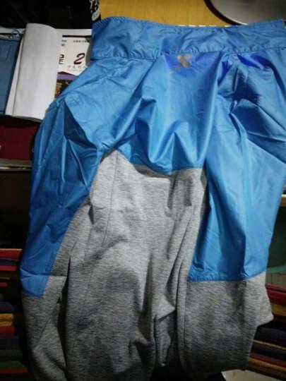 (两件169元)特步运动套装男秋季新品男休闲运动外套跑步运动服装 绿色-裤 M 晒单图