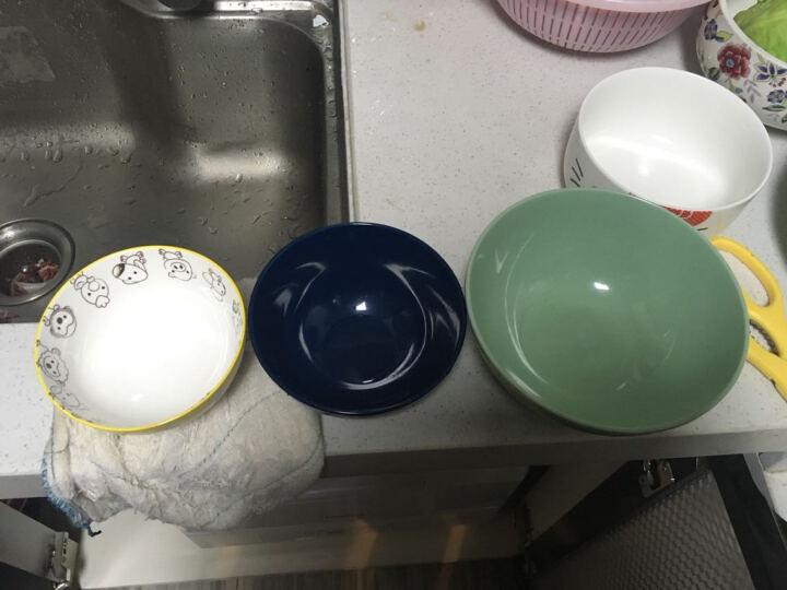 松下(Panasonic) 4套 洗碗机 家用台式 70℃除菌烘干 迷你独立式 全自动家用洗碗机 NP-TCM1WTCN(象牙白)带烘干功能 晒单图