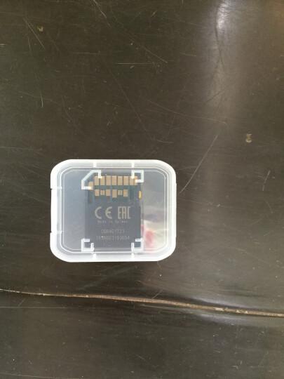 索尼(SONY) 高速sd卡 a6000微单 7R3 7RM3 RX100M3黑卡 索尼摄像机内存卡 32G 94MB/s SF-32UX2 晒单图