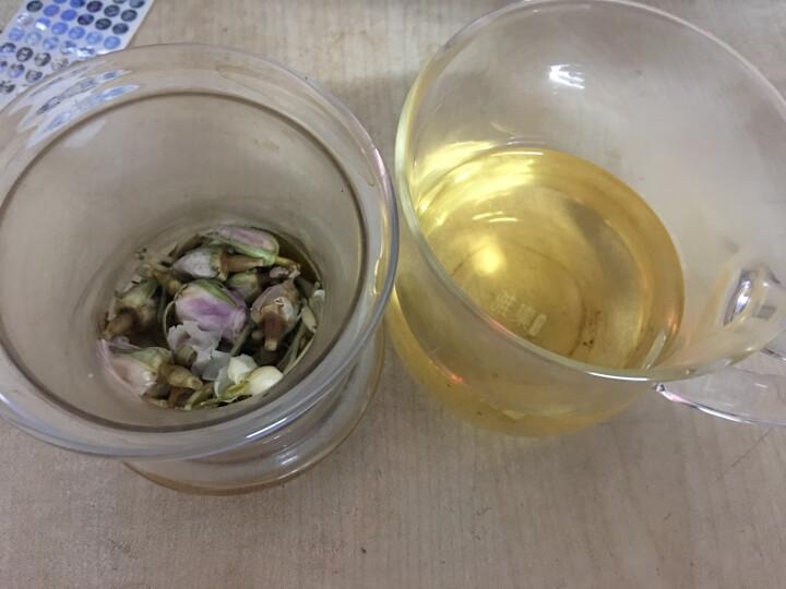 漫悠  花草茶 玫瑰花茶 法兰西无硫干花 玫瑰2罐装100g 晒单图