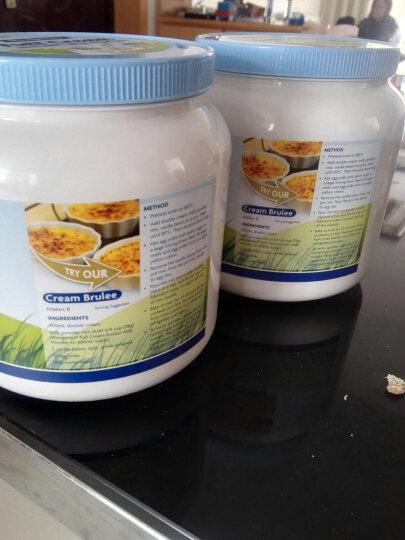 澳洲进口 美可卓(Maxigenes) 蓝胖子全脂高钙奶粉 1kg 晒单图