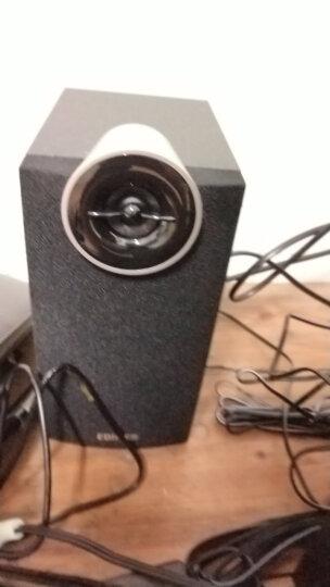 漫步者(EDIFIER)C2XB 外置功放 2.1多媒体蓝牙音箱 音响 电脑音箱 黑色 晒单图