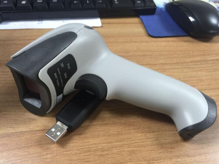 逊镭(NTEUMM)NT-F15无线扫描枪 激光条码枪 快递超市扫码枪 条码扫描器巴枪 黑色 晒单图